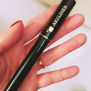 Photo of Lancôme Artliner Precision Felt Tip Liquid Liner uploaded by Kristen M.