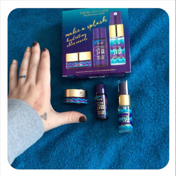 tarte Rainforest of the Sea™ Make A Splash Hydrating Skin Savers uploaded by Tarrah T.