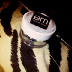 Photo of em michelle phan Color Facets Sparkling Shadow Top Coats [Celestial Sparkle] uploaded by Crystal G.
