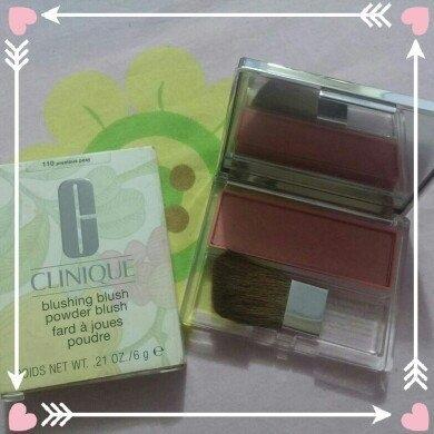 Clinique - Blushing Blush Powder Blush - # 107 Sunset Glow - 6g/0.21oz uploaded by Roxana R.