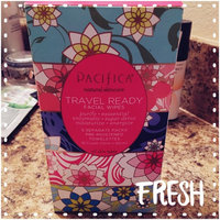 Pacifica Travel Ready Facial Wipes uploaded by Aerial P.