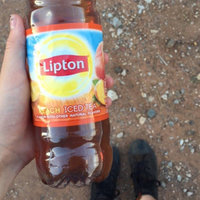 Lipton Peach 12pk 16.9oz uploaded by Justice H.