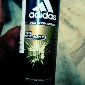 Photo of Adidas Victory League Men Deodorant Spray, 5.07 Ounce uploaded by Shwetha R.