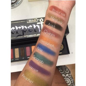 Photo of Kat Von D Serpentina Eyeshadow Palette uploaded by Samantha M.