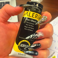 Winsor & Newton Galeria Flow Acrylics, 386 Mars Black, 60 ml uploaded by Mel W.