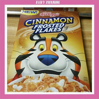 Kellogg's® Cinnamon Frosted Flakes™ of Corn 13.6 oz. Box uploaded by Anya G.