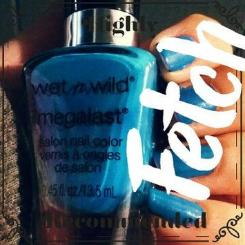 wet n wild Megalast Nail Color uploaded by Lisa R.