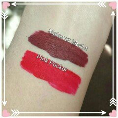 Photo of Laura Geller Fifty Kisses Lip Locking Liquid Color - Makeout Merlot (cordial) uploaded by Cherry O.