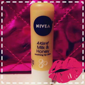 NIVEA Milk & Honey Soothing Lip Care uploaded by Patience R.