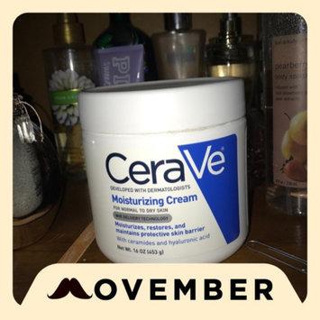 CeraVe Moisturizing Cream uploaded by Kaitlyn M.
