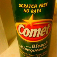 Comet with Bleach uploaded by Giselle G.