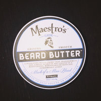 Maestro's Classic Beard Butter Mark of a Man Blend uploaded by Valerie P.