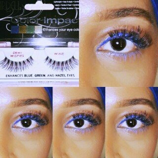 Photo of Ardell Color Impact Lashes uploaded by Tonya W.