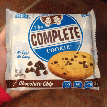 Lenny & Larry's The Complete Cookie, Chocolate Chip, 4 oz, 12 ct uploaded by Heather K.
