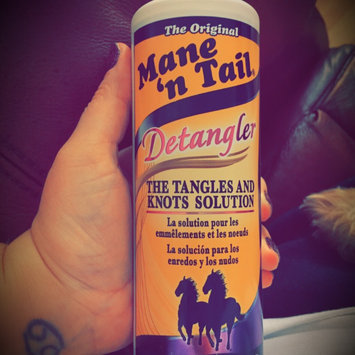 Photo of Mane 'n Tail  Detangler 12 Oz Spray Bottle uploaded by Brittany M.