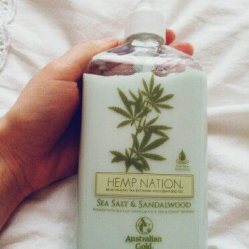 Australian Gold Hemp Nation Moisturizer 16 Fl.oz. uploaded by Dita V.
