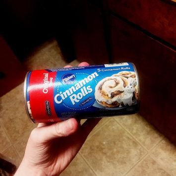 Photo of Pillsbury Cinnabon Cinnamon Rolls - 8 CT uploaded by Teran F.