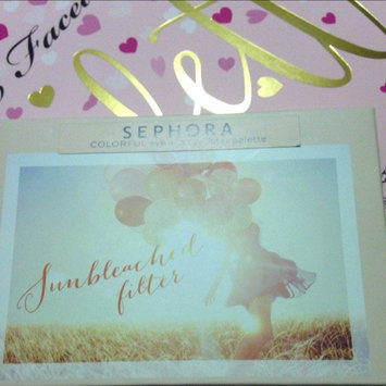 Photo of SEPHORA COLLECTION Colorful Eyeshadow Photo Filter Palette uploaded by Mayra P.