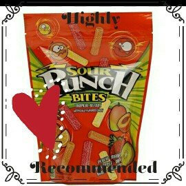 Sour Patch Extreme Soft & Chewy Candy uploaded by Shemara S.