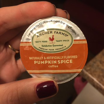 Photo of Mother Parkers Tea & Coffee, Inc. Archer Farms Pumpkin Spice Single Cup 18ct uploaded by Felecia F.