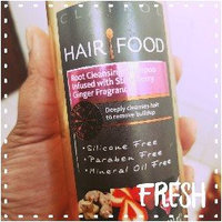 Hair Food Strawberry Ginger Root Cleansing Shampoo uploaded by Jeneille L.