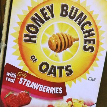 Photo of Post Foods, LLC HNY BNCH OAT STRWBRY 16.5OZ uploaded by Anna D.