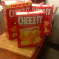 Cheez-It® Cheddar Jack Crackers uploaded by Yolanda R.