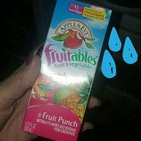 Apple & Eve® Fruitables® Fruit Punch Fruit & Vegetable Juice 6.75 fl. oz. Aseptic Pack uploaded by Angelina A.