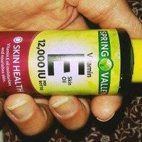 Spring Valley Vitamin E Skin Oil 12 uploaded by Margaret A.