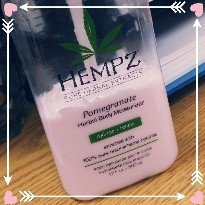 Hempz Hydrosilk Herbal Moisturizer uploaded by Nikki A.