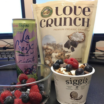 Nature's Path Love Crunch Premium Organic Granola Dark Chocolate Macaroon uploaded by Gracen W.