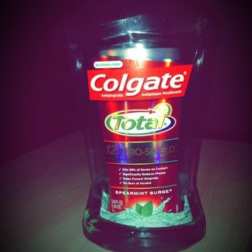 Colgate Total® Advanced Pro-Shield Mouthwash uploaded by LAWANA M.