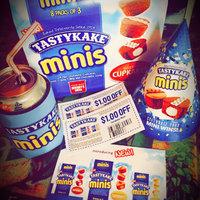 Tastykake® Cream Filled Chocolate Cupcakes uploaded by Alice D.