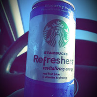 STARBUCKS® Refreshers™ Blueberry Acai uploaded by Emily  S.