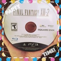 Final Fantasy XIII-2 Video Game uploaded by April W.