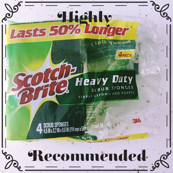 Scotch-Brite Heavy Duty Scrub Sponges, Multiple Pack Sizes Available uploaded by Britt H.