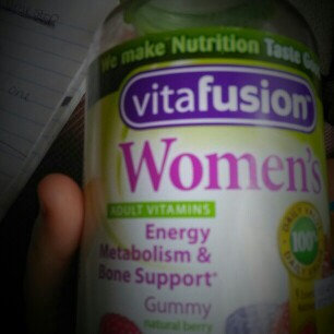 Photo of MISC BRANDS Vitafusion Women's Gummy Vitamins Complete MultiVitamin Formula uploaded by juliette c.