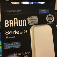 Braun 3 Series Wet & Dry Shaver uploaded by Taniesha F.