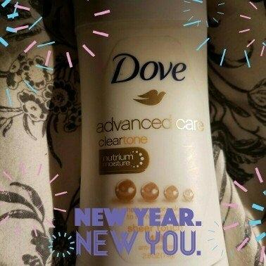 Dove Advanced Care Shea Clear Tone Sheer Tone Anti-Perspirant uploaded by Alyssa D.