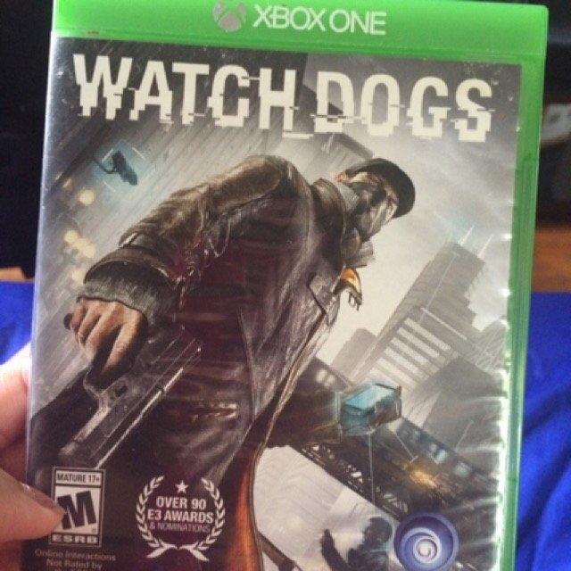 UBI Soft Watch Dogs (Xbox One) uploaded by Lakiya N.