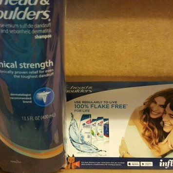 Photo of Head & Shoulders Clinical Strength Dandruff Shampoo uploaded by Brittany B.