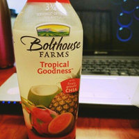 Bolthouse® Farms Tropical Goodness™ 100% Fruit Juice Smoothie + Boosts 15.2 fl. oz. Bottle uploaded by Brooke P.