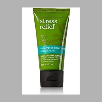Bath & Body Works Aromatherapy- Stress Relief Hand Cream uploaded by Kaitlyn V.