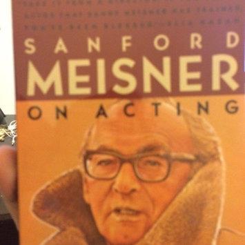 Photo of Vintage Books Sanford Meisner on Acting uploaded by Lakiya N.