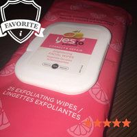 Yes To Grapefruit Facial Wipes Correct & Repair - 25 CT uploaded by Lucy L.