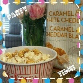 Orville Redenbacher's® Caramel White Cheddar Popcorn uploaded by emma walpole w.