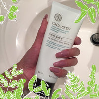 The Face Shop Chia Seed Fresh Cleansing Foam 150ml/5oz uploaded by Eugena T.
