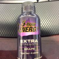 Grape Regular Strength 5-hour ENERGY® Shot uploaded by Terri K.