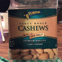 Planters Fancy Whole Cashews with Sea Salt uploaded by Brooke H.