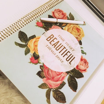 Photo of Create 365 18-Month Planner 7.75X9.75-Make Everyday Count uploaded by Shantall E.